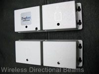 Wireless directional beam