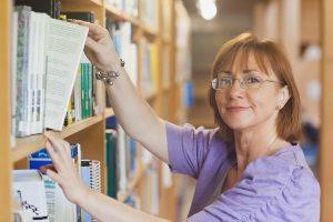 library customer service