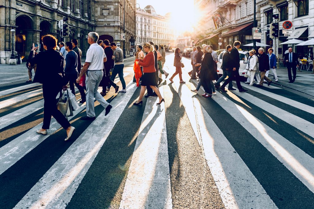foot traffic trends
