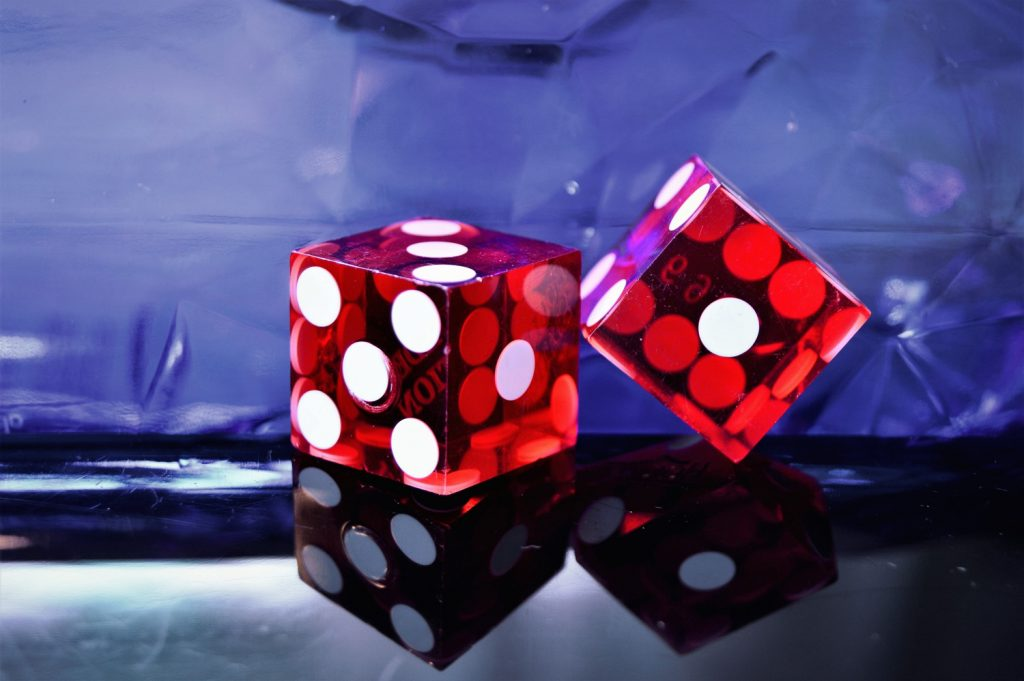 casino industry - dice
