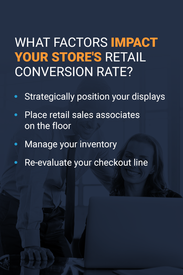 factors that impact conversion rate