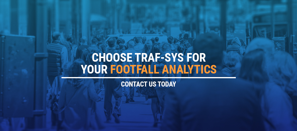 Choose Traf-Sys for footfall analytics